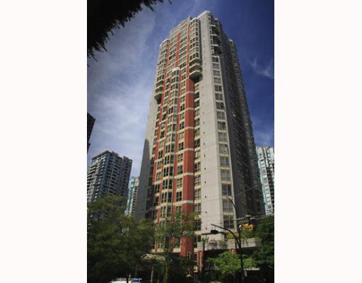 "Main Photo: 2803 867 HAMILTON Street in Vancouver: Downtown VW Condo for sale in ""JARDINE'S LOOKOUT"" (Vancouver West)  : MLS®# V782664"