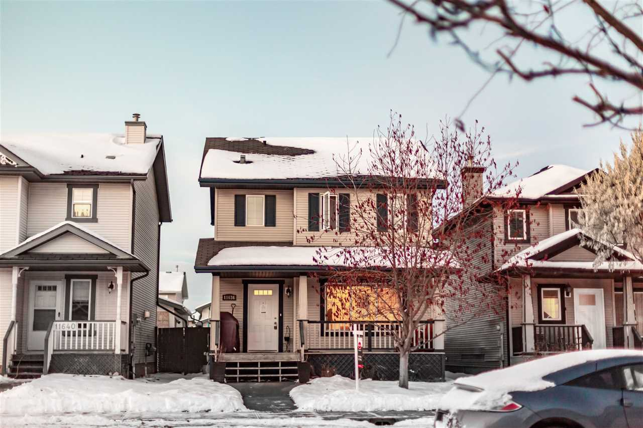 Main Photo: 11636 167 A Avenue in Edmonton: Zone 27 House for sale : MLS®# E4220961