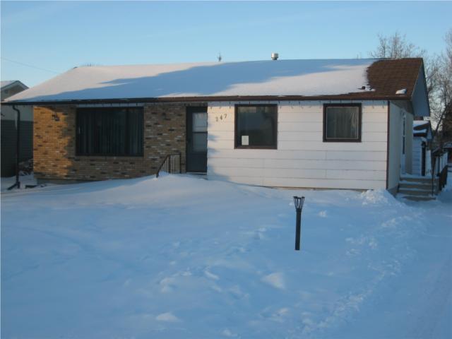 Main Photo: 247 4TH Street South in NIVERVILLE: Glenlea / Ste. Agathe / St. Adolphe / Grande Pointe / Ile des Chenes / Vermette / Niverville Residential for sale (Winnipeg area)  : MLS®# 1001398