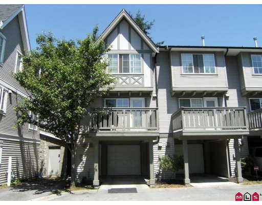 "Main Photo: 5 12778 66TH Avenue in Surrey: West Newton Townhouse for sale in ""HATHAWAY VILLAGE"" : MLS®# F2831686"
