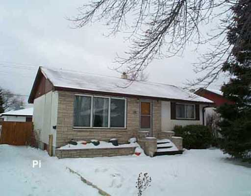 Main Photo: 838 SIMPSON Avenue in WINNIPEG: East Kildonan Single Family Detached for sale (North East Winnipeg)  : MLS®# 2518931