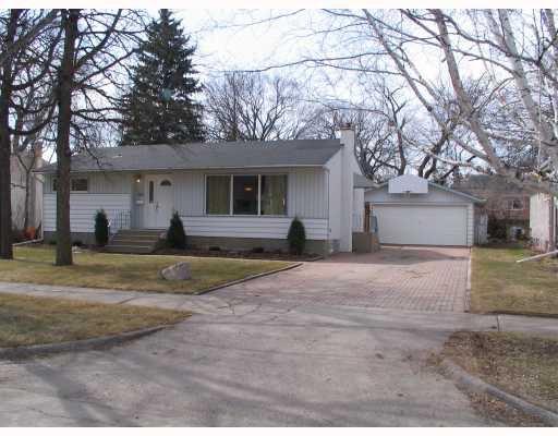 Main Photo: 154 OLIVER Avenue in SELKIRK: City of Selkirk Residential for sale (Winnipeg area)  : MLS®# 2805707