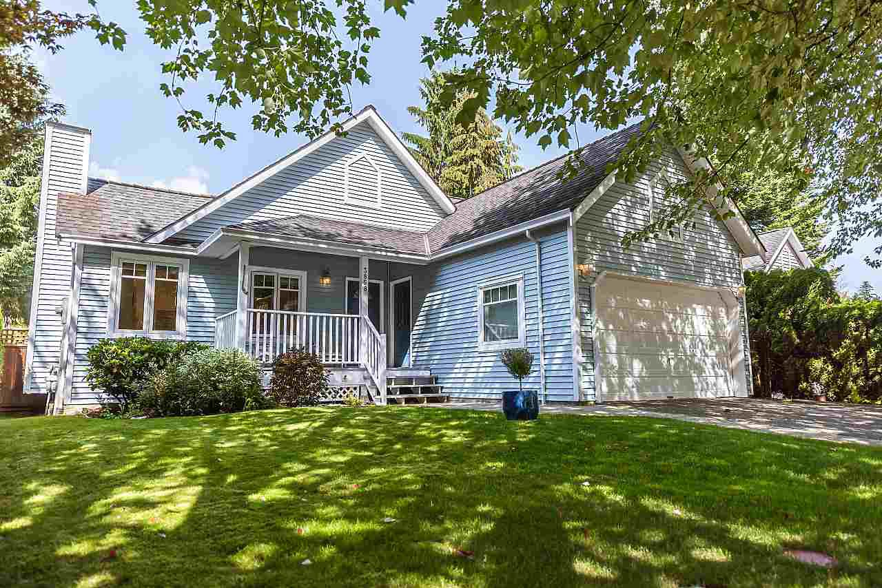 "Main Photo: 3858 BROCKTON Crescent in North Vancouver: Indian River House for sale in ""Indian River"" : MLS®# R2399956"
