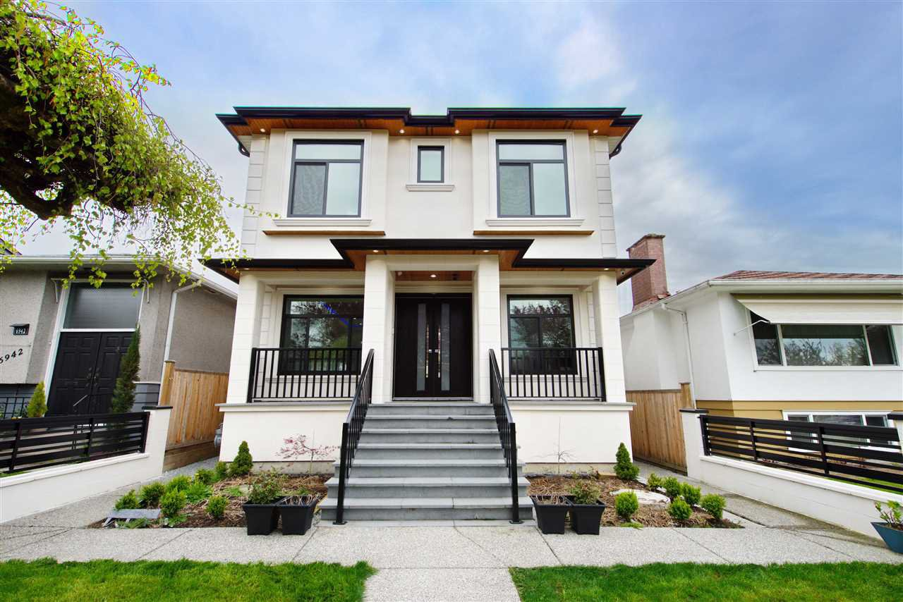 Main Photo: 6950 INVERNESS Street in Vancouver: South Vancouver House for sale (Vancouver East)  : MLS®# R2407308