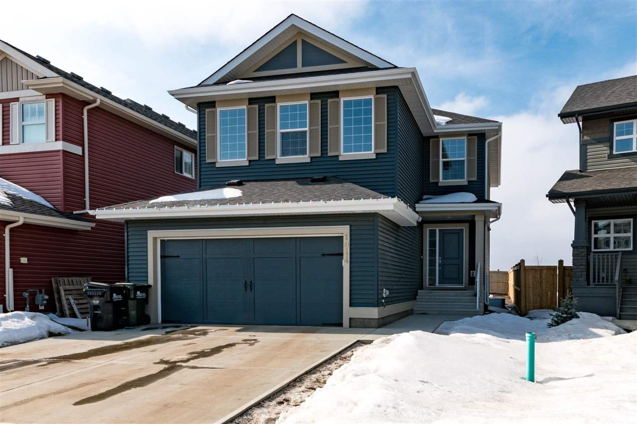 Main Photo: 1044 ALLENDALE Crescent: Sherwood Park House for sale : MLS®# E4180500
