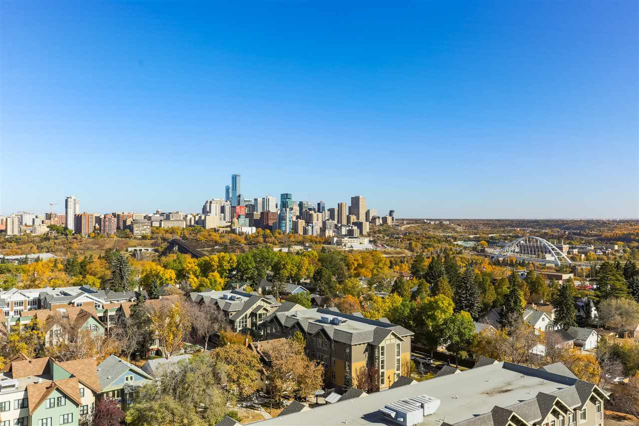 Main Photo: 1402 11027 87 Avenue in Edmonton: Zone 15 Condo for sale : MLS®# E4216707