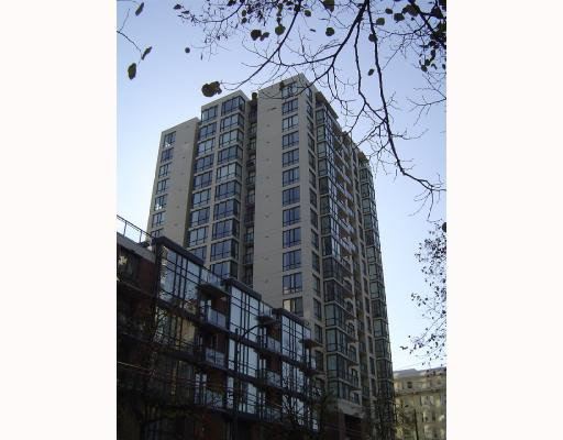 "Main Photo: 1202 1082 SEYMOUR Street in Vancouver: Downtown VW Condo for sale in ""FREESIA"" (Vancouver West)  : MLS®# V797473"