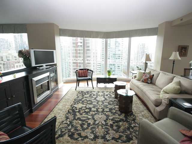 Main Photo: 1501 889 HOMER Street in Vancouver: Downtown VW Condo for sale (Vancouver West)  : MLS®# V827262