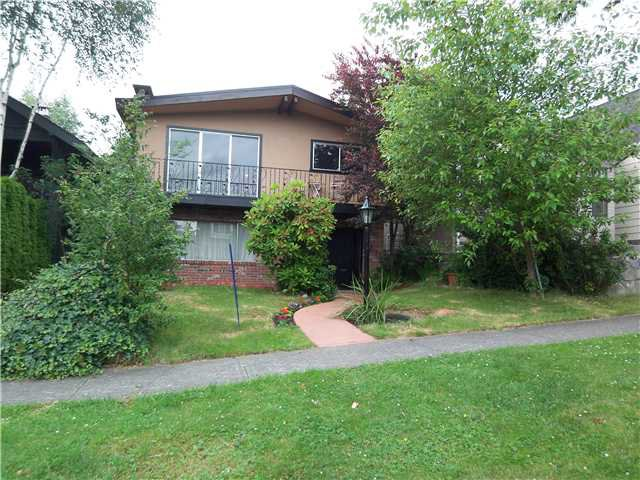 Main Photo: 3935 W 24TH Avenue in Vancouver: Dunbar House for sale (Vancouver West)  : MLS®# V839388