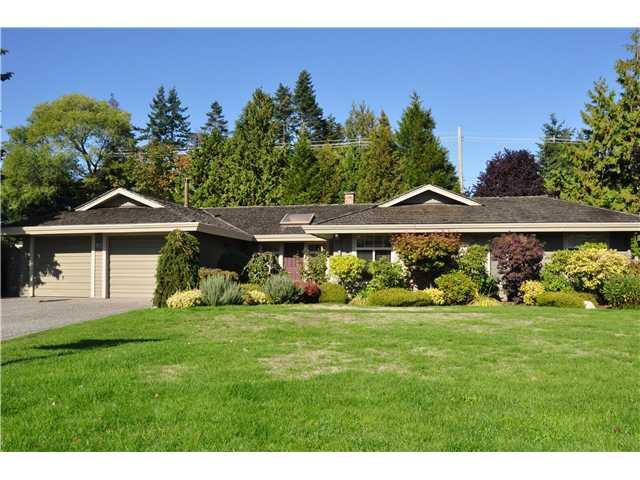 """Main Photo: 88 DEERFIELD Place in Tsawwassen: Pebble Hill House for sale in """"DEERFIELD"""" : MLS®# V863340"""