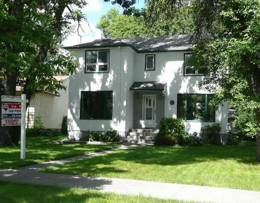 Main Photo: 501 CHURCHILL Drive in WINNIPEG: Fort Rouge / Crescentwood / Riverview Residential for sale (South Winnipeg)  : MLS®# 2813589