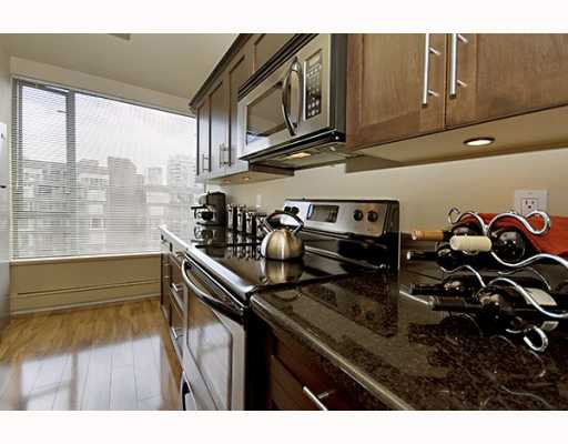 """Photo 4: Photos: 605 1020 HARWOOD Street in Vancouver: West End VW Condo for sale in """"THE CRYSTALLIS"""" (Vancouver West)  : MLS®# V776368"""