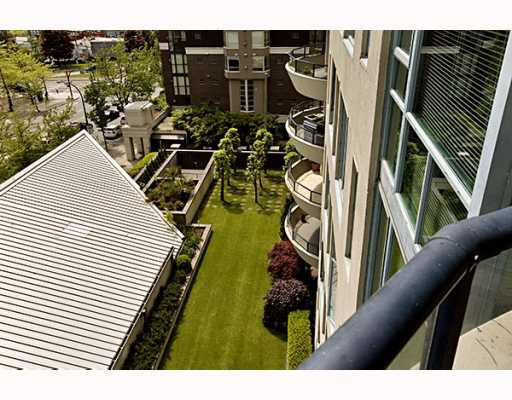 """Photo 9: Photos: 605 1020 HARWOOD Street in Vancouver: West End VW Condo for sale in """"THE CRYSTALLIS"""" (Vancouver West)  : MLS®# V776368"""