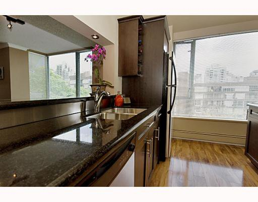 """Photo 5: Photos: 605 1020 HARWOOD Street in Vancouver: West End VW Condo for sale in """"THE CRYSTALLIS"""" (Vancouver West)  : MLS®# V776368"""