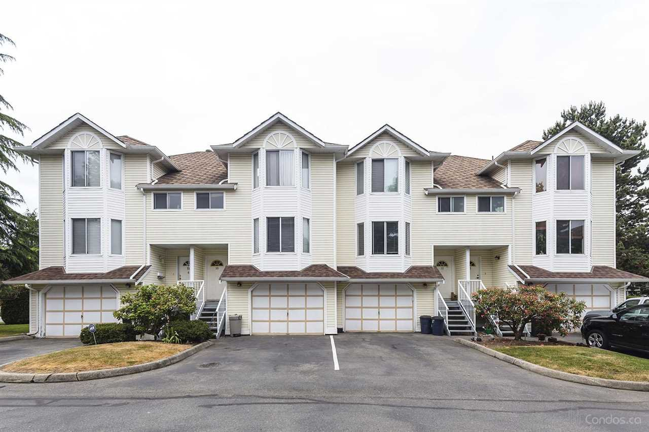 "Main Photo: 13 8220 121A Street in Surrey: Queen Mary Park Surrey Townhouse for sale in ""Barkerville II"" : MLS®# R2391581"