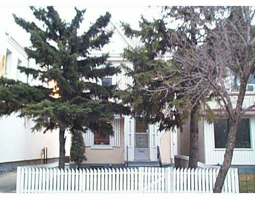 Main Photo: 404 GERTRUDE Avenue in WINNIPEG: Fort Rouge / Crescentwood / Riverview Residential for sale (South Winnipeg)  : MLS®# 2204486