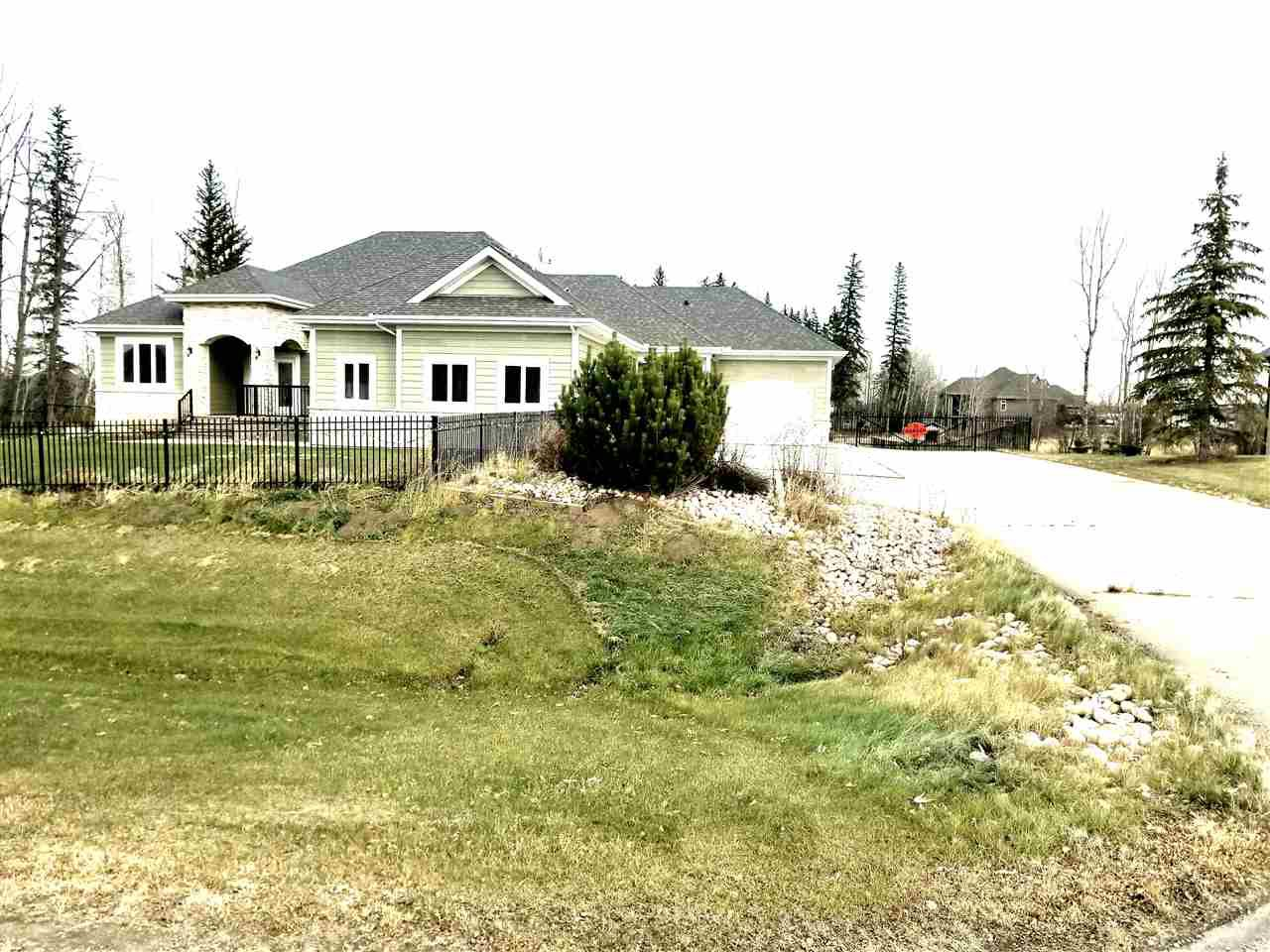 Main Photo: 27 26323 TWP RD 532 A: Rural Parkland County House for sale : MLS®# E4179048