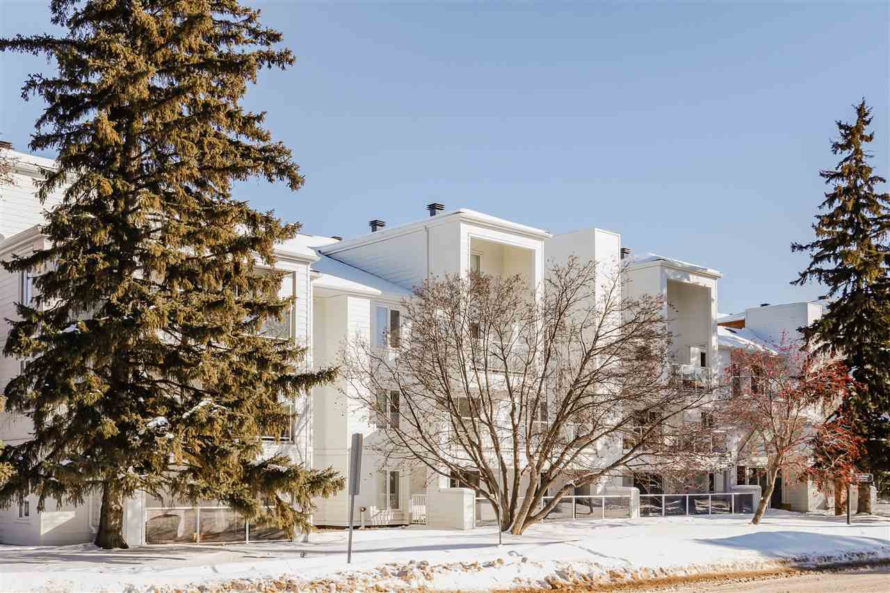 Main Photo: 306 7327 118 Street in Edmonton: Zone 15 Condo for sale : MLS®# E4183101