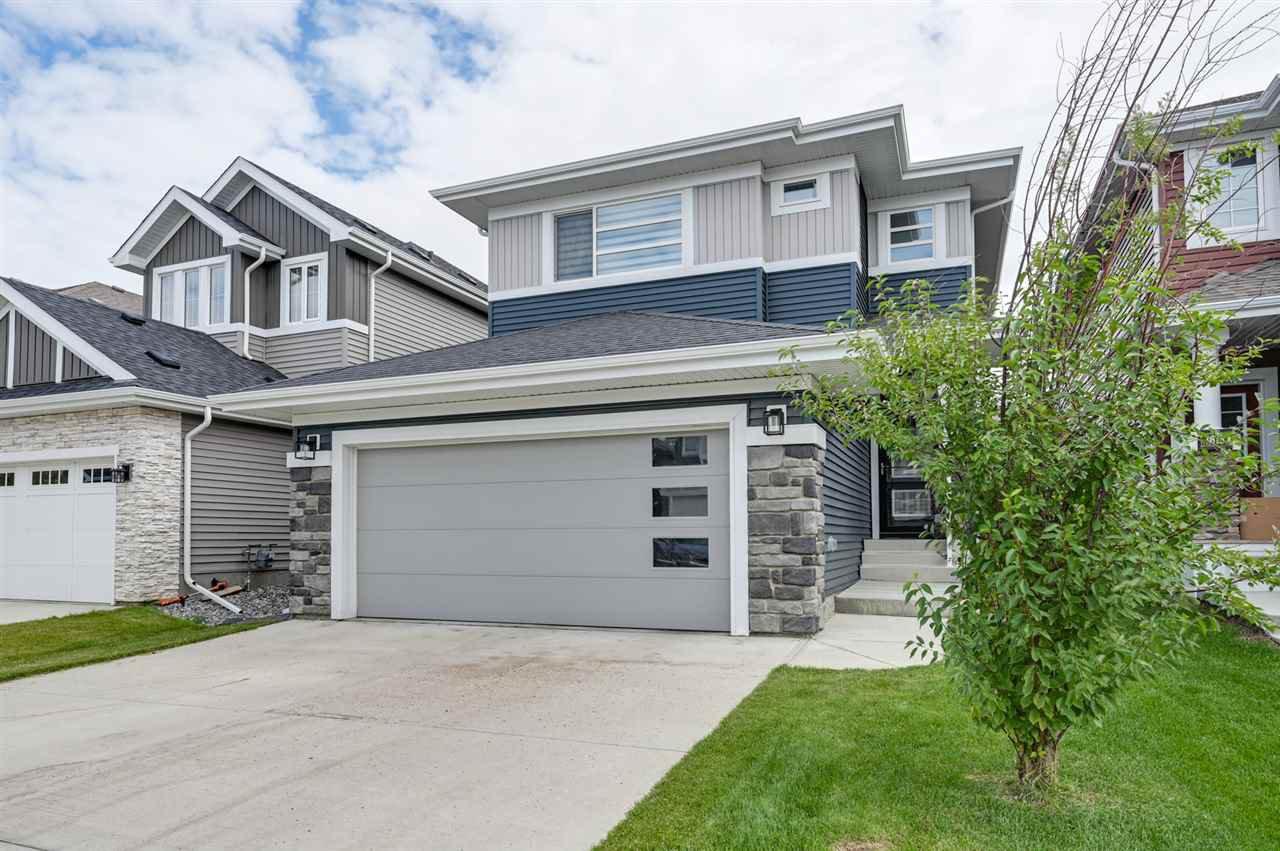 Main Photo: 1611 168 Street in Edmonton: Zone 56 House for sale : MLS®# E4213610