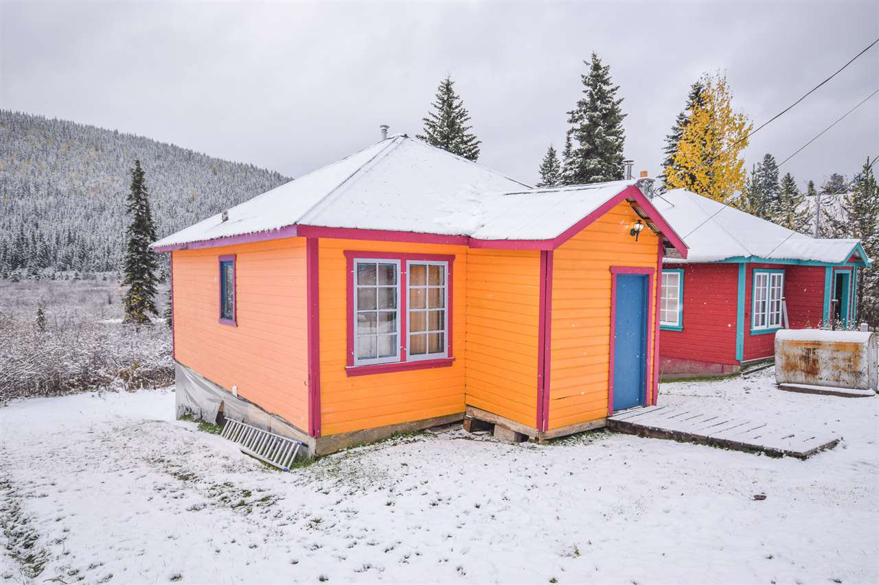 Main Photo: 2319 DAWSON Street in Wells: Wells/Barkerville House for sale (Quesnel (Zone 28))  : MLS®# R2509271
