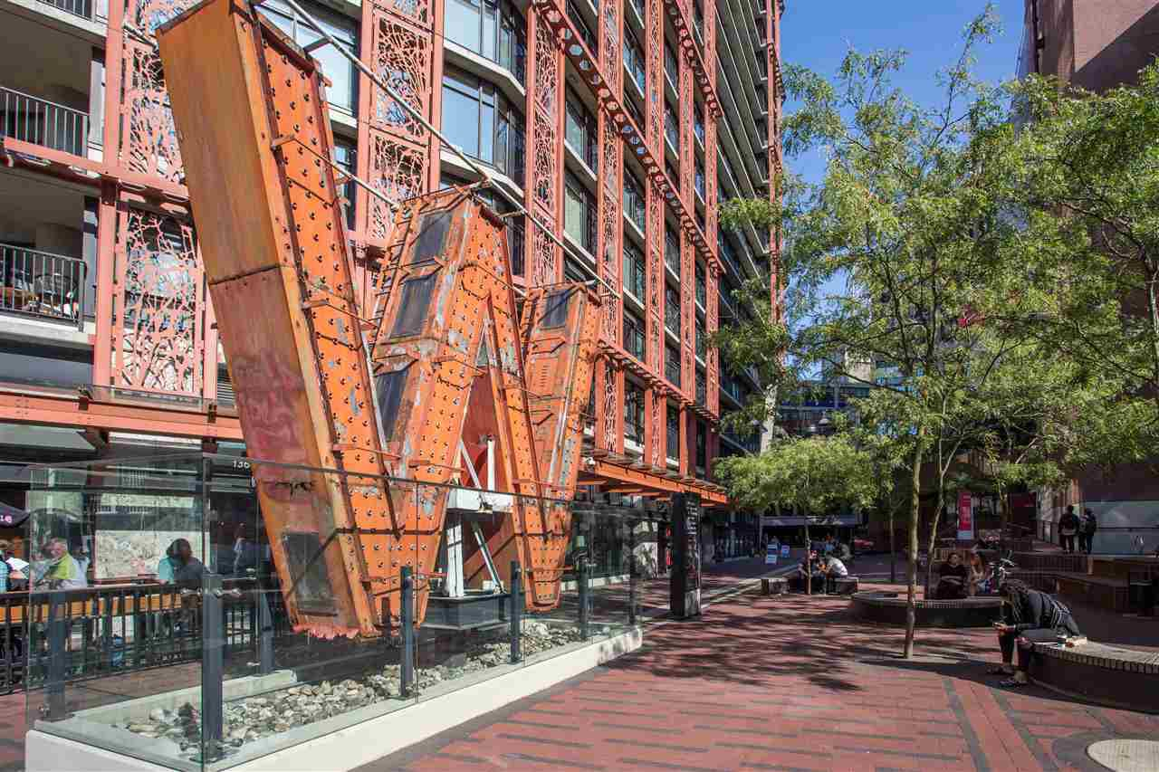 """Main Photo: 2602 108 W CORDOVA Street in Vancouver: Downtown VW Condo for sale in """"Woodwards"""" (Vancouver West)  : MLS®# R2513949"""