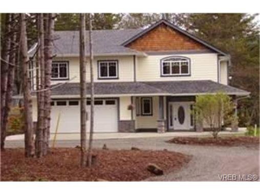 Main Photo:  in SOOKE: Sk Kemp Lake Single Family Detached for sale (Sooke)  : MLS®# 453021