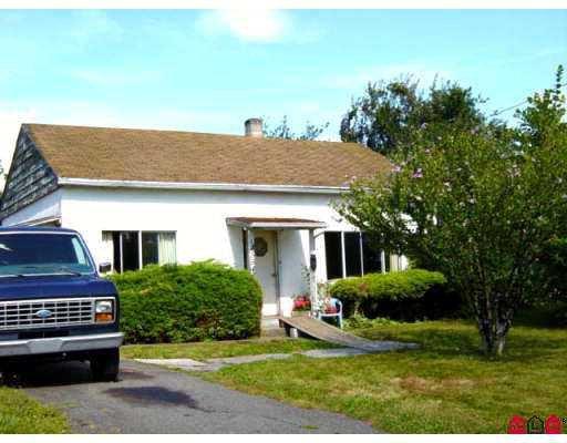 Main Photo: 45543 REECE AV in Chilliwack: Chilliwack N Yale-Well House for sale : MLS®# H2503250