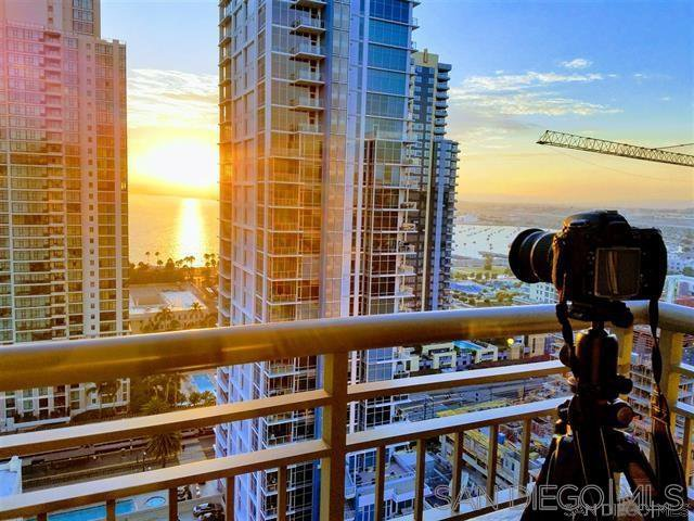 Main Photo: DOWNTOWN Condo for rent : 2 bedrooms : 1240 India St. #2106 in San Diego