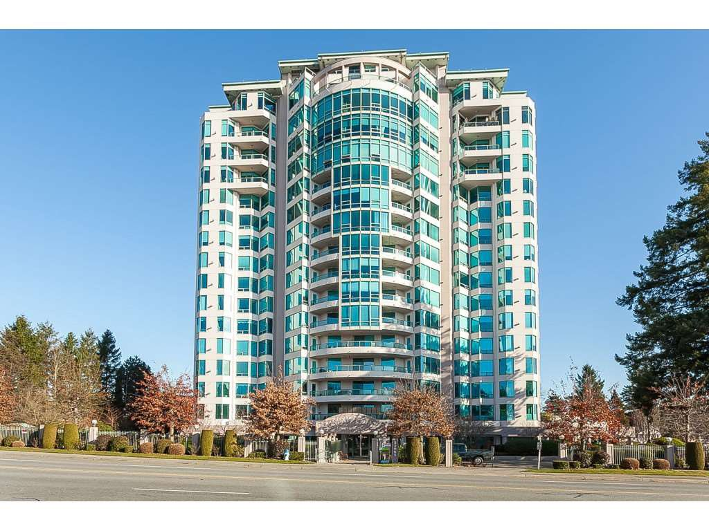 "Main Photo: 1504 33065 MILL LAKE Road in Abbotsford: Central Abbotsford Condo for sale in ""Summit Point"" : MLS®# R2421391"