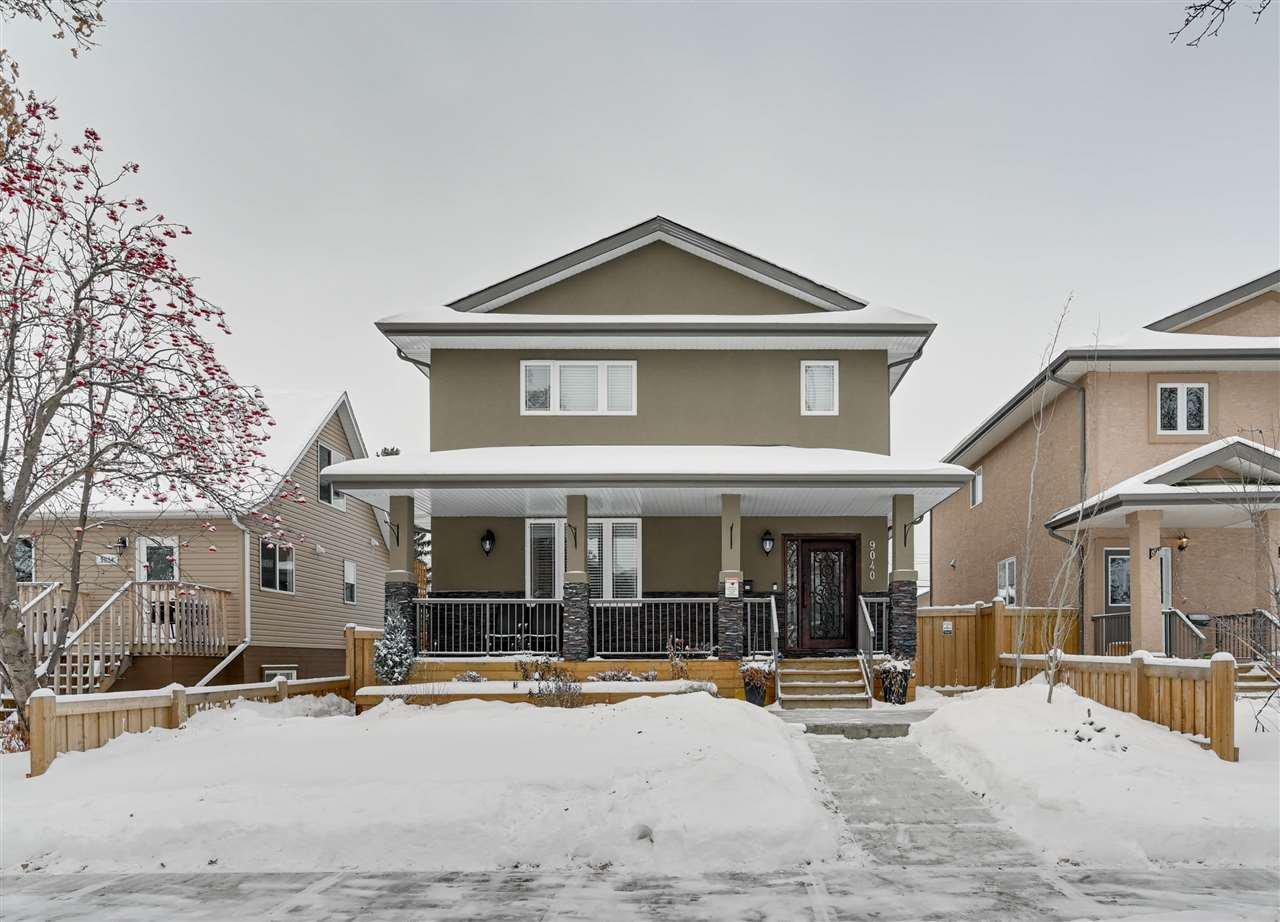 Main Photo: 9040 92 Street in Edmonton: Zone 18 House for sale : MLS®# E4184126