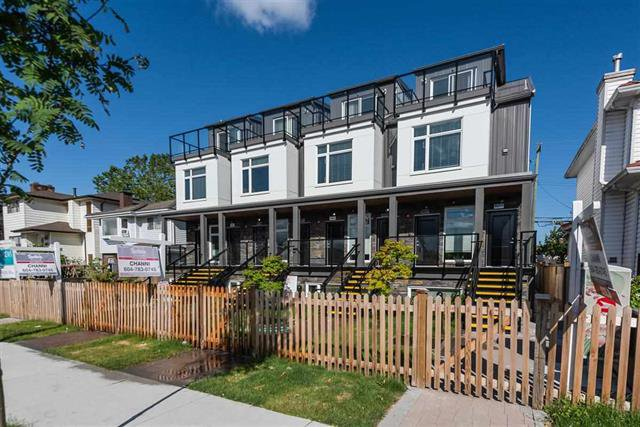 Main Photo: 5065 EARLS STTREET: Vancouver Home for sale ()  : MLS®# R2374428