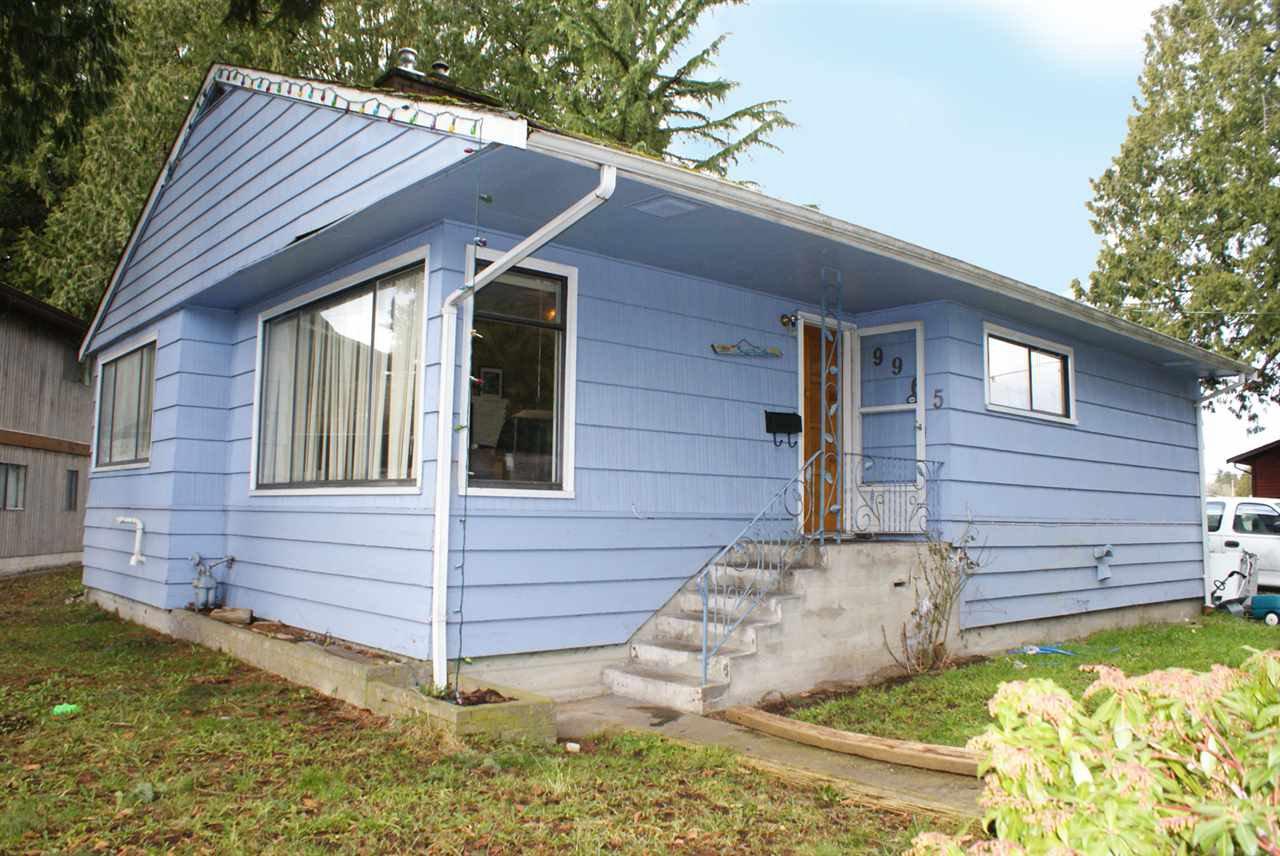 Main Photo: 9965 129A STREET in : Cedar Hills House for sale : MLS®# R2029099