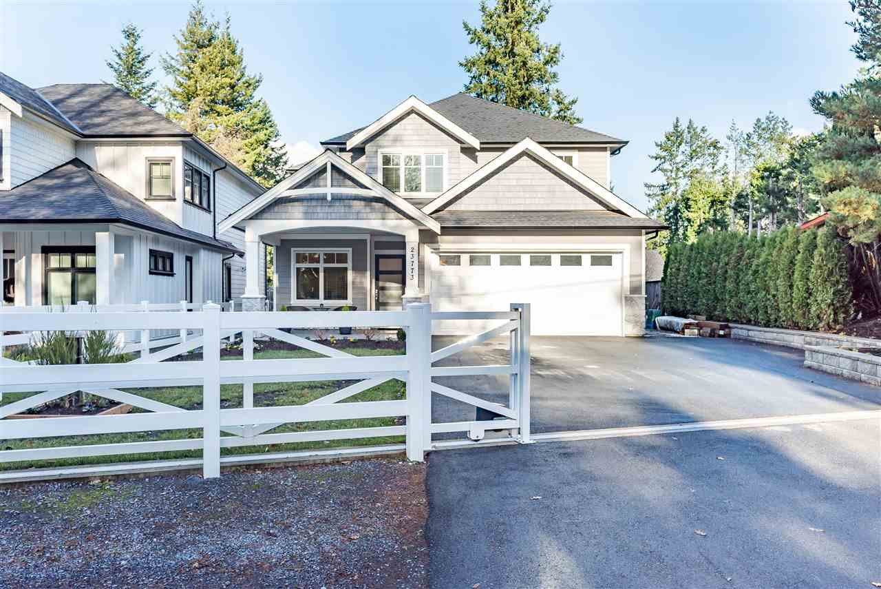 Main Photo: 23773 40 Avenue in Langley: Campbell Valley House for sale : MLS®# R2520841
