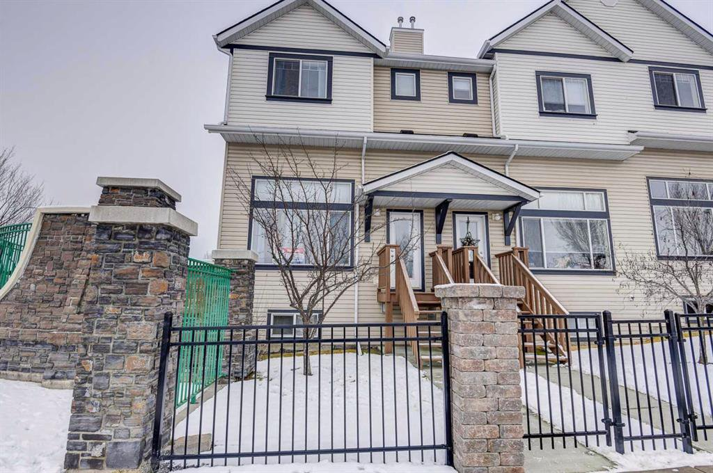 Main Photo: 131 Everhollow Heights SW in Calgary: Evergreen Row/Townhouse for sale : MLS®# A1053977