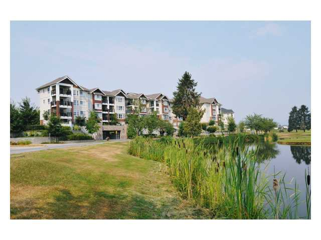 "Main Photo: 405 19677 MEADOW GARDENS Way in Pitt Meadows: North Meadows Condo for sale in ""THE FAIRWAYS"" : MLS®# V845374"