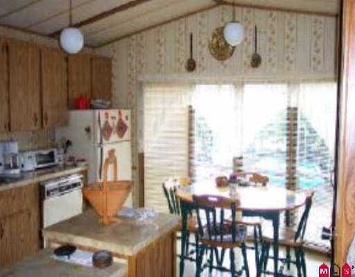"""Photo 2: Photos: 21 10221 WILSON ST in Mission: Stave Falls Manufactured Home for sale in """"TRIPLE CREEK"""" : MLS®# F2513809"""