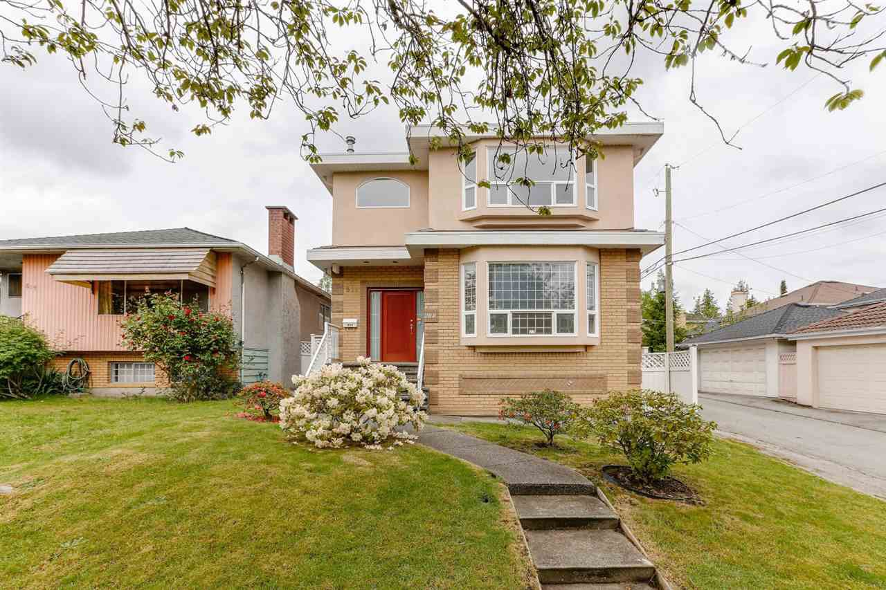 Main Photo: 811 W 64TH Avenue in Vancouver: Marpole House for sale (Vancouver West)  : MLS®# R2469628