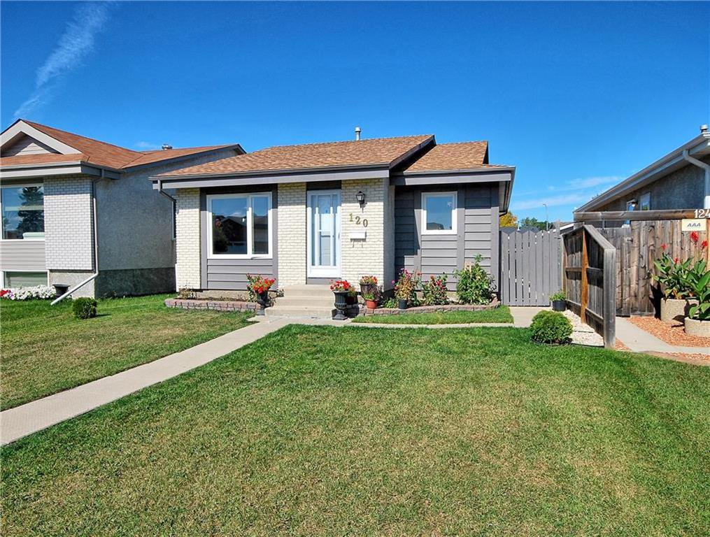 Main Photo: 120 Marinus Place in Winnipeg: River Park South Residential for sale (2E)  : MLS®# 202023754