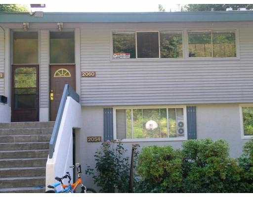 """Main Photo: 2060 HIGHVIEW PL in Port Moody: College Park PM Townhouse for sale in """"HIGHVIEW PLACE"""" : MLS®# V609419"""