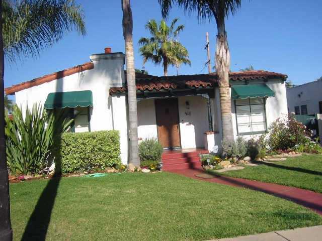 Main Photo: KENSINGTON Residential for sale : 2 bedrooms : 4611 Van Dyke Ave in San Diego