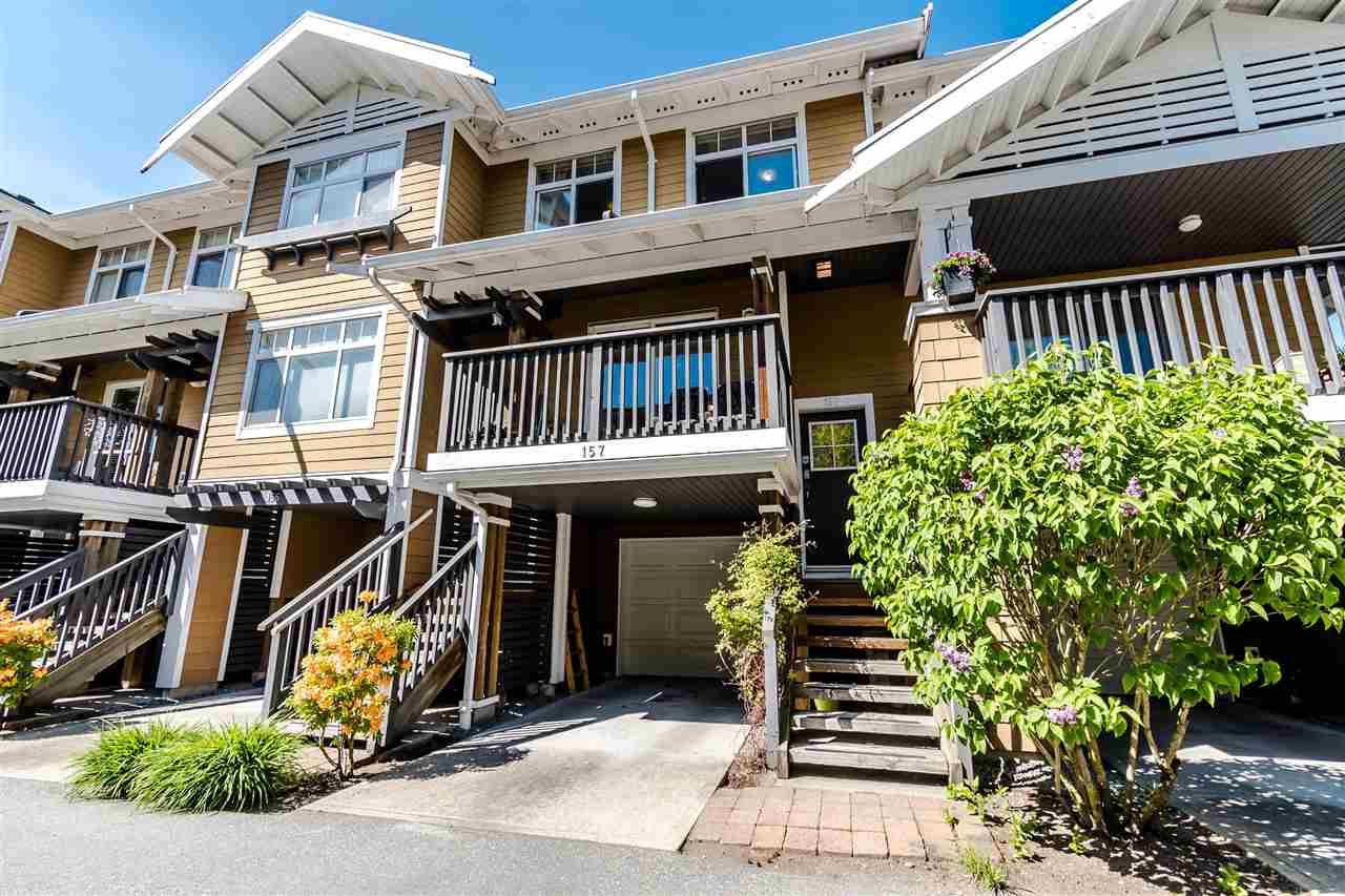 Main Photo: 157 15236 36 AVENUE in Surrey: Morgan Creek Townhouse for sale (South Surrey White Rock)  : MLS®# R2363289