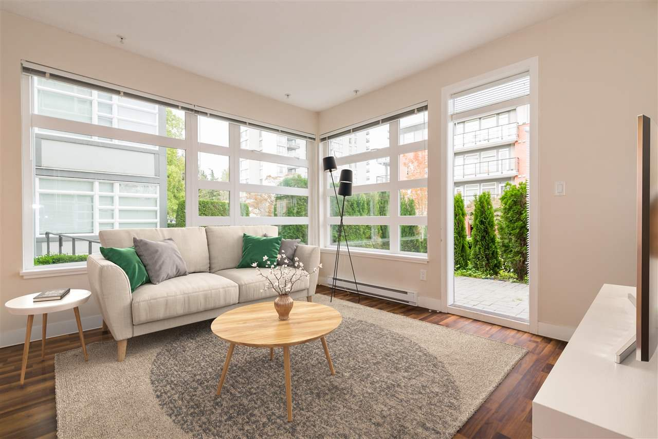 """Photo 2: Photos: 101 5692 KINGS Road in Vancouver: University VW Condo for sale in """"GALLERIA"""" (Vancouver West)  : MLS®# R2402127"""