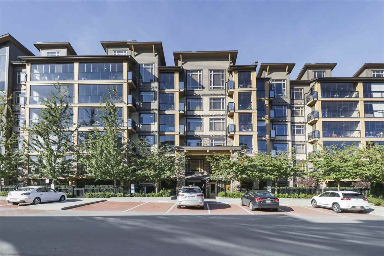 """Main Photo: 407 8067 207 Street in Langley: Willoughby Heights Condo for sale in """"PARKSIDE 1"""" : MLS®# R2412060"""