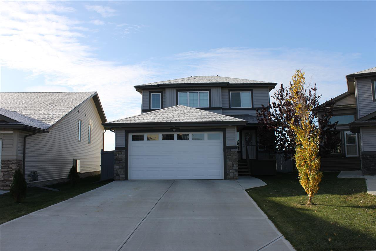 Main Photo: 36 Southbridge Drive: Calmar House for sale : MLS®# E4176754
