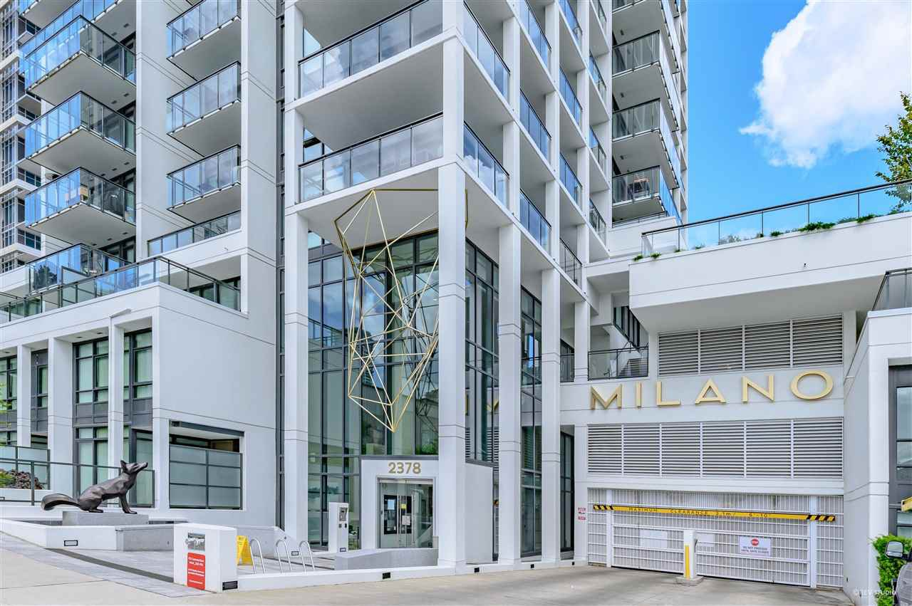 Main Photo: 1409 2378 ALPHA Avenue in Burnaby: Brentwood Park Condo for sale (Burnaby North)  : MLS®# R2463311