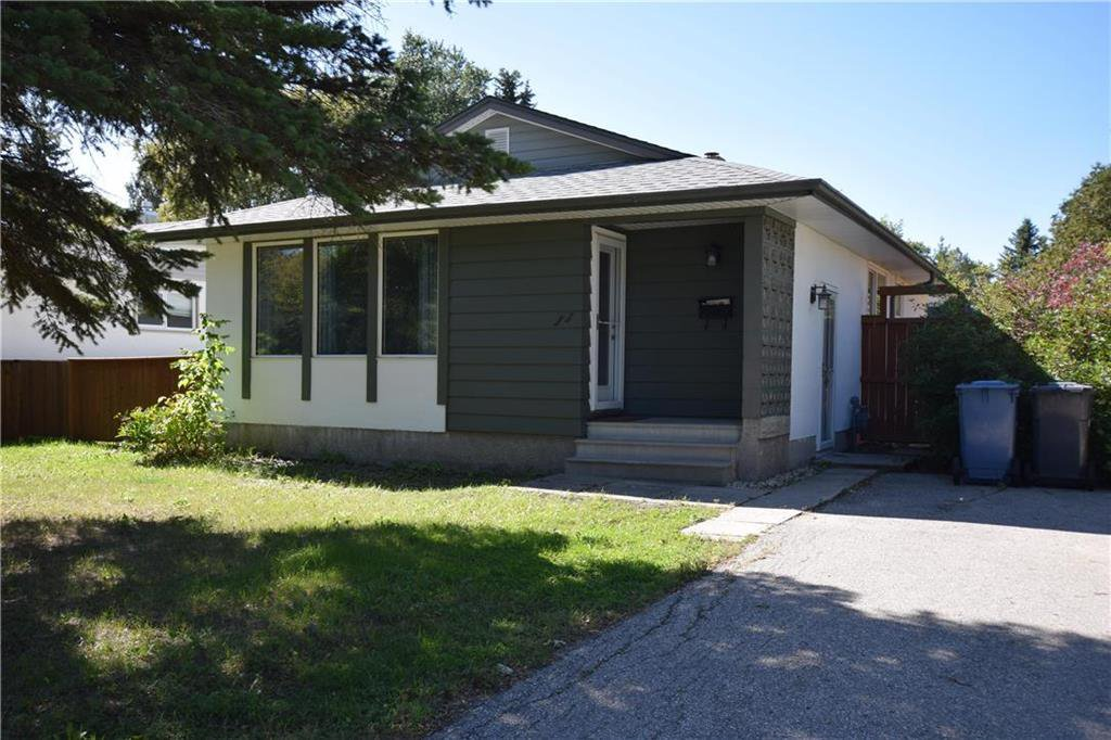 Main Photo: 11 Laval Drive in Winnipeg: Fort Richmond Residential for sale (1K)  : MLS®# 202021012