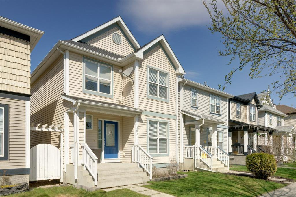 Main Photo: 262 PRESTWICK Circle SE in Calgary: McKenzie Towne Detached for sale : MLS®# A1035041
