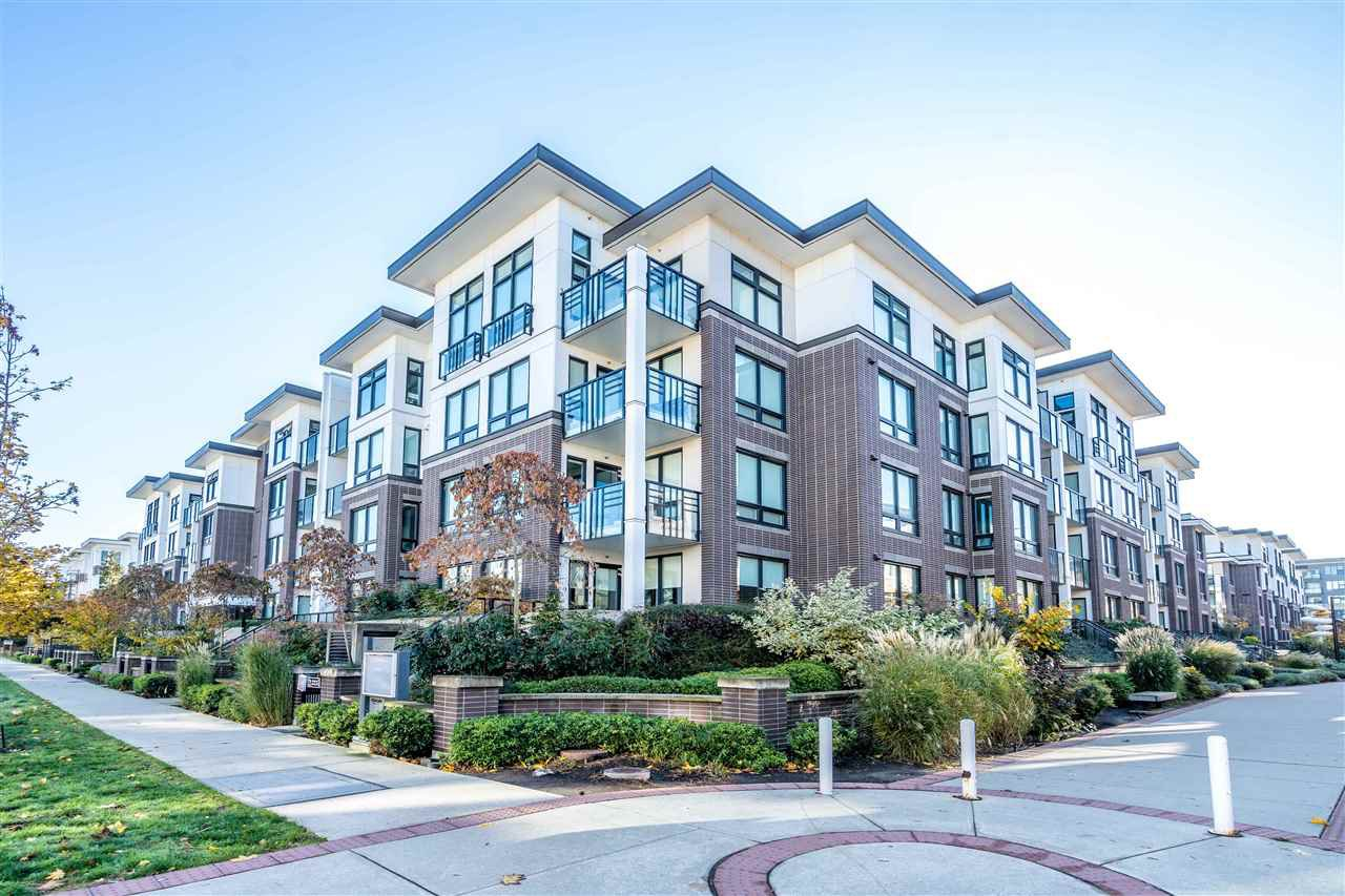 "Main Photo: 305 9388 ODLIN Road in Richmond: West Cambie Condo for sale in ""OMEGA BY CONCORD"" : MLS®# R2525644"