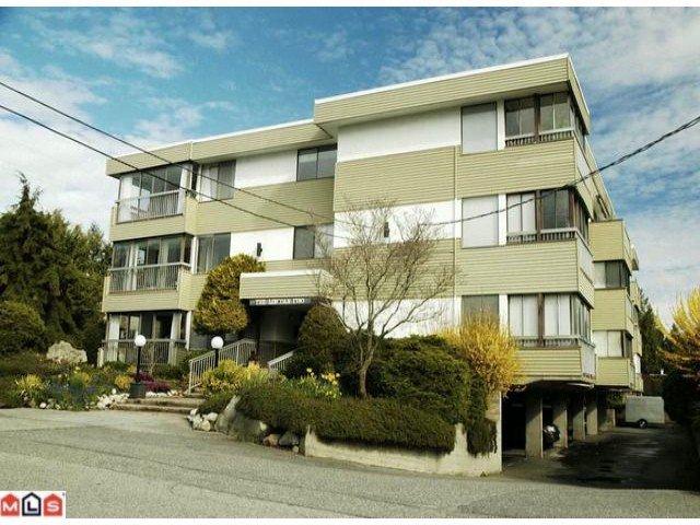 Main Photo: 303 1390 MERKLIN Street: White Rock Condo for sale (South Surrey White Rock)  : MLS®# F1008074