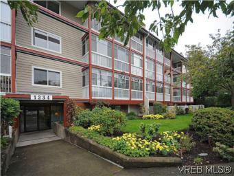 Main Photo: 104 1234 Fort Street in VICTORIA: Vi Downtown Condo Apartment for sale (Victoria)  : MLS®# 283897